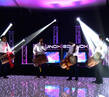 Equinox Premium DJ Pacakge with Dhol Players