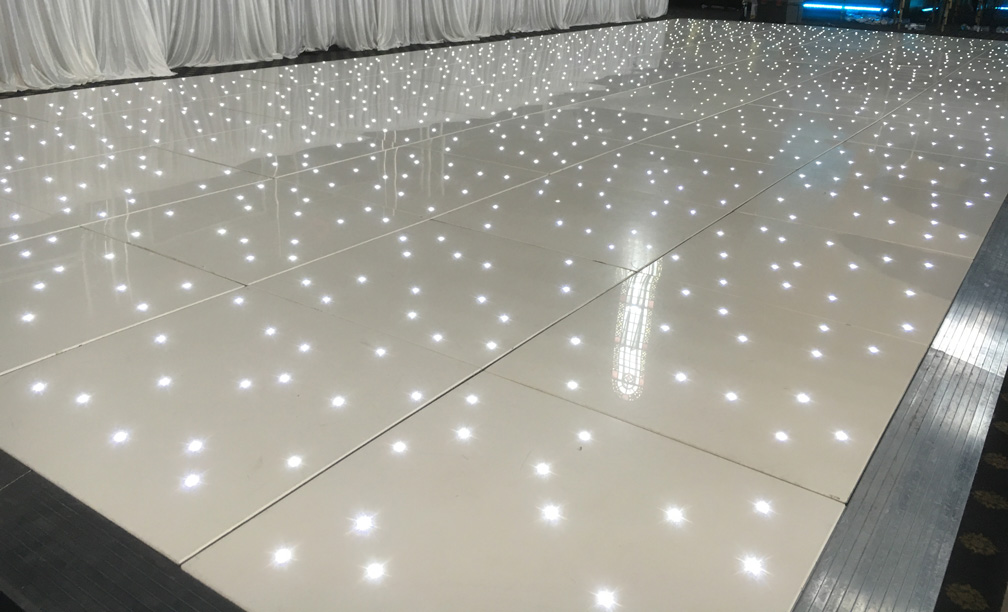 Starlit LED Dancefloor