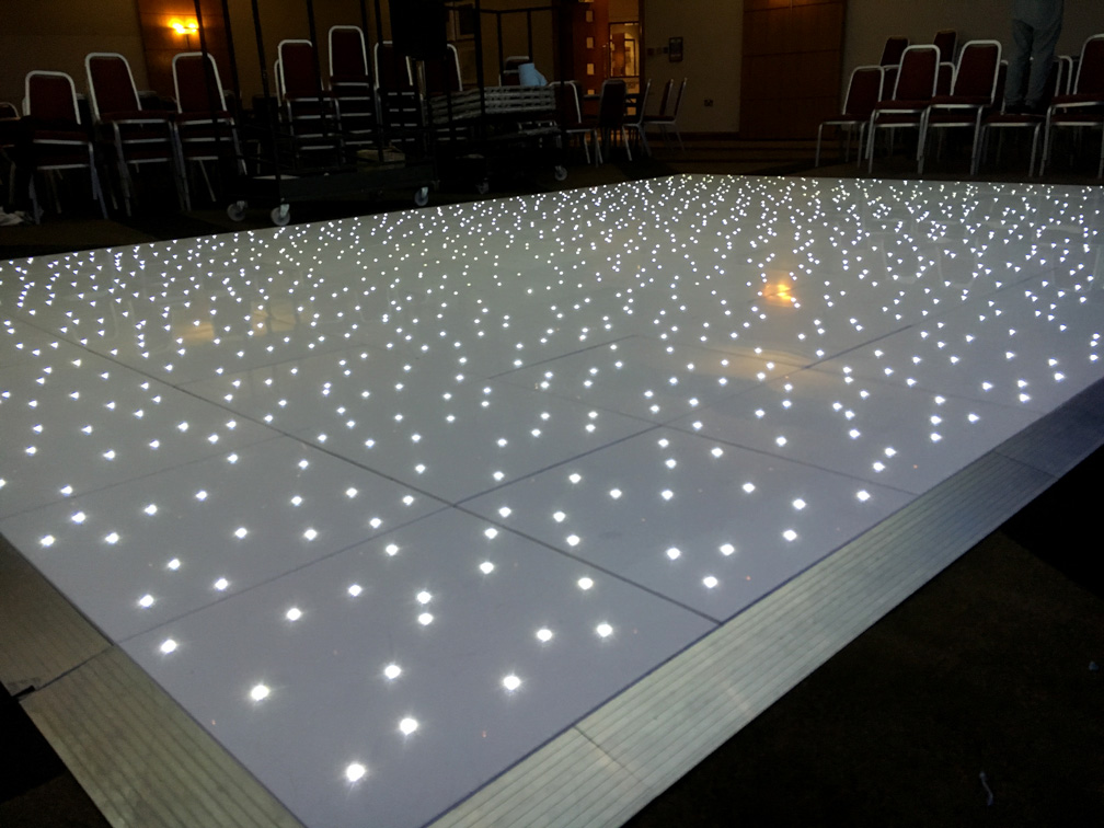 LED Dancefloor Hire 3