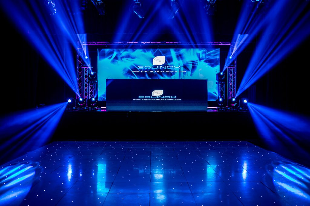 LED Video Wall Hire Package